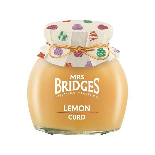 Lemon Curd 340g MRS BRIDGES - BR105