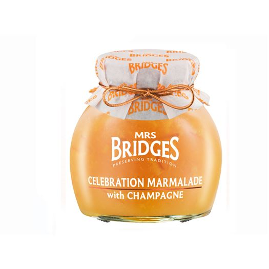 Celebration Champagne Mermelada 340g MRS BRIDGES - BR110