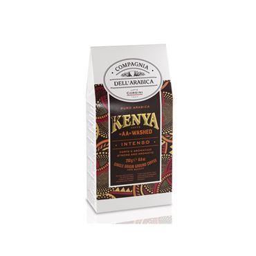"Café Puro Arabica KENYA ""AA"" WASHED 250 g COMPAGNIA DELL´ARABICA"