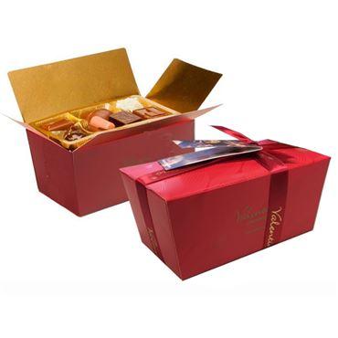 Bombonera Roja 300g VALENTINO Chocolatier