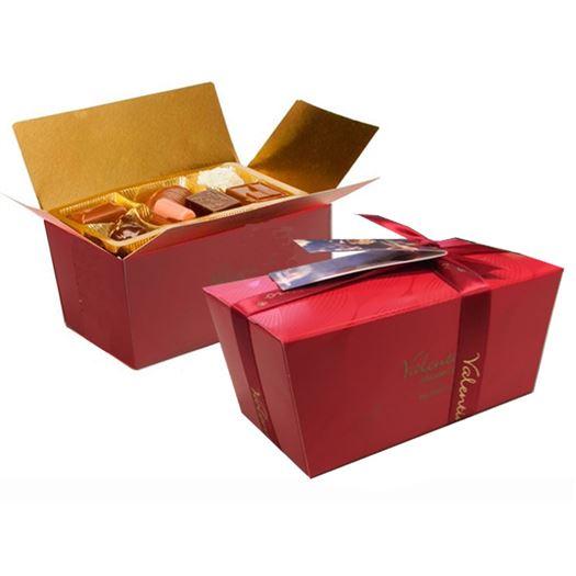 Bombonera Roja 300g VALENTINO Chocolatier - E311 NEW