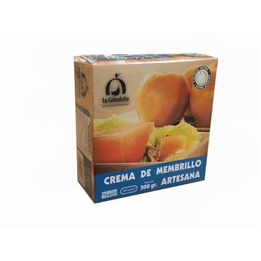 Crema de Membrillo Artesana 300g LA GÓNDOLA - M01