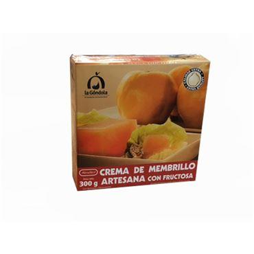 Crema de Membrillo Artesana con Fructosa 300g LA GÓNDOLA