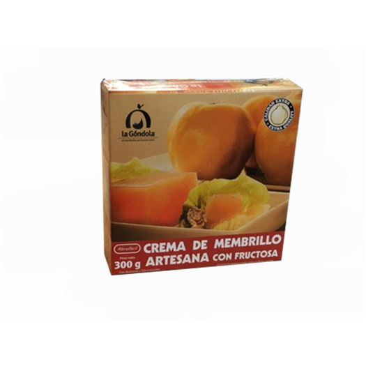 Crema de Membrillo Artesana con Fructosa 300g LA GÓNDOLA - M02