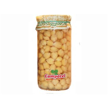 Garbanzos al natural 720ml CAMPOREL