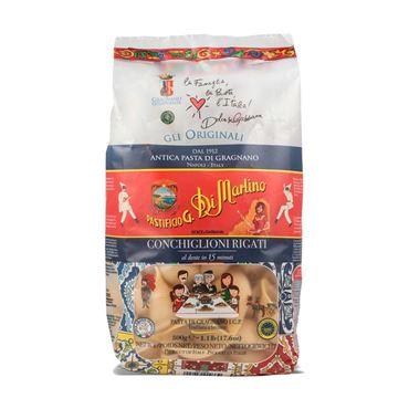 Pasta Italiana Conchiglioni 500g DI MARTINO DOLCE & GABBANA