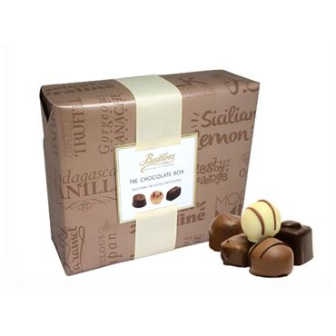 Chocolate Ballotin Marron 320g BUTLERS