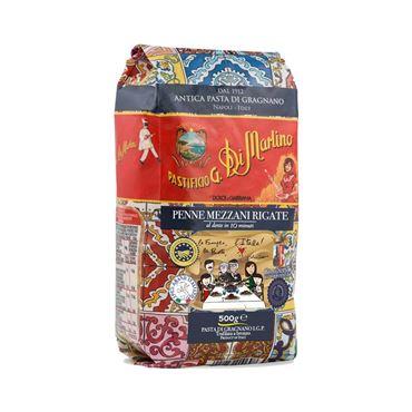 Pasta Italiana Penne Mezzani Rigate 500g DI MARTINO DOLCE & GABBANA