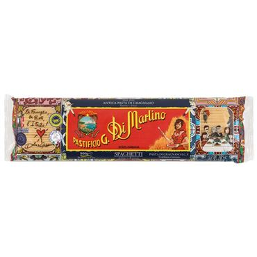 Pasta Italiana Spaghetti 500g DI MARTINO DOLCE & GABBANA