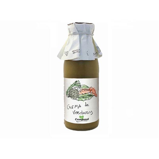 Crema de Verduras 750ml CAMPOREL - P193