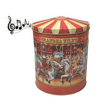 Nostalgic Carrusel Musical 300g GRANDMA WILD´S