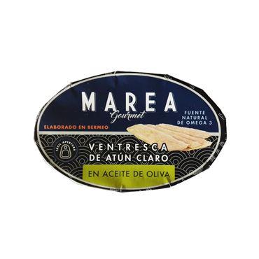 Ventresca de Atún Claro en Aceite de Oliva 112g Elaborado en Bermeo MAREA GOURMET
