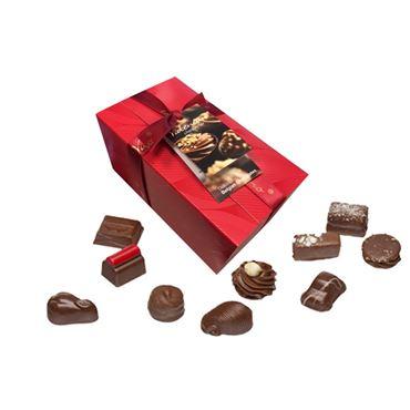 Bombonera Roja 180g VALENTINO Chocolatier