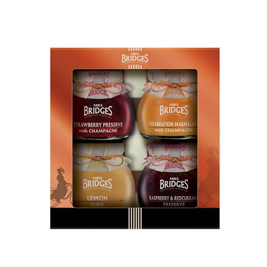 PACK CHRISTMAS ESPECIAL 4x113g MRS BRIDGES - MBX647