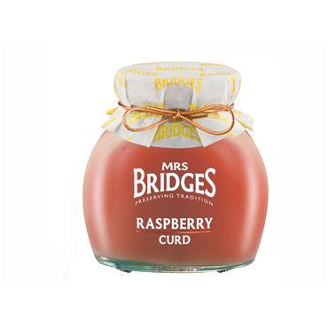 Crema de Frambuesa Raspberry Curd 340g MRS BRIDGES