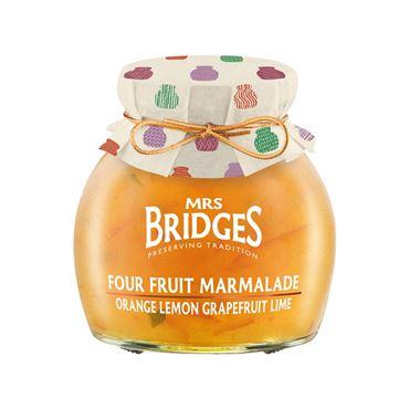 Mermelada Cuatro Frutas 340g MRS BRIDGES