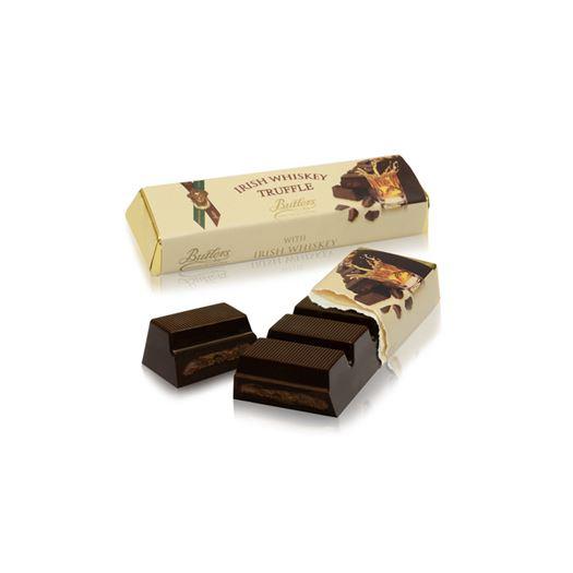 Barrita de chocolate con Whisky Irlandés 75g. BUTLERS Chocolate - CA7700
