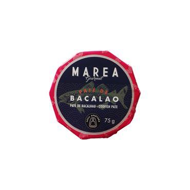 Paté de Bacalao 75g MAREA GOURMET