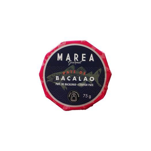 Paté de Bacalao 75g MAREA GOURMET - RI051_new