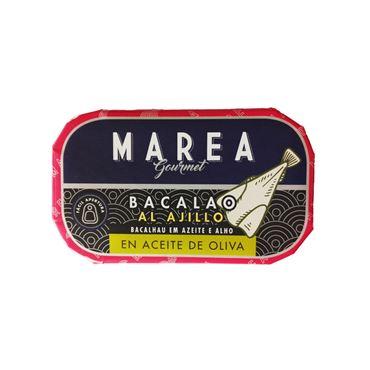 Bacalao al Ajillo en Aceite de Oliva 120g MAREA GOURMET