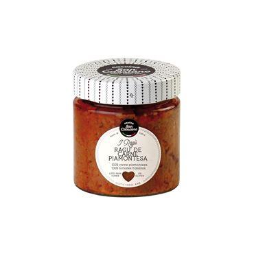 Ragú de Carne Piamontesa 190g CASCINA SAN CASSIANO