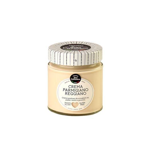 Crema de queso Parmigiano Reggiano DOP 150g CASCINA SAN CASSIANO - CSC1525