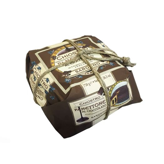 Panettone de Chocolate Andina 750g CHIOSTRO DI SARONNO - L06
