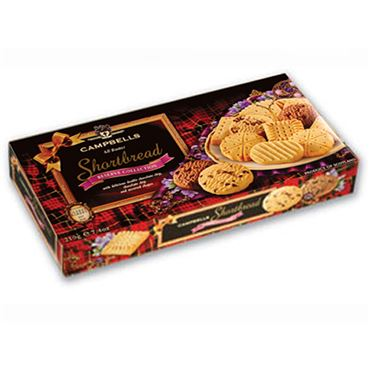 Shortbread Butter Reserve Collection 210gr CAMPBELLS
