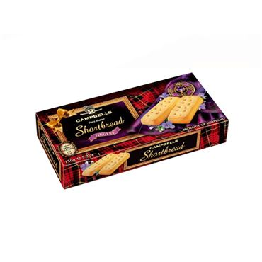 Shortbread Butter Finger 150gr CAMPBELLS