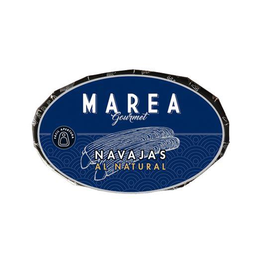 Navajas al natural 111g MAREA GOURMET - RI023