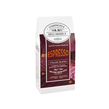 Cafe Espresso Puro Arabica 250g COMPAGNIA DELL´ARABICA