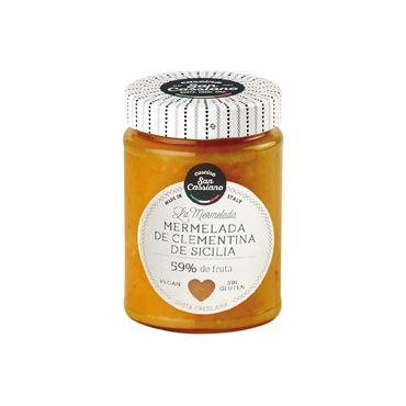Mermelada de Clementina de Sicilia 340g CASCINA SAN CASSIANO