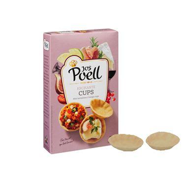 Mini Tartaletas Cups 72g JOS POELL