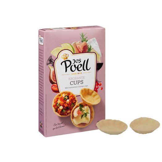 Mini Tartaletas Cups 72g JOS POELL - AJ312