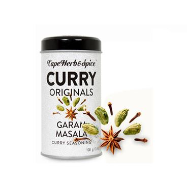 Curry Garam Masala 100g CAPE HERB & SPICE