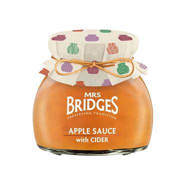 Salsa de Manzana con Sidra 240g MRS BRIDGES