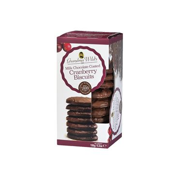 Galleta Arándanos & Chocolate 150g GRANDMA WILD´S
