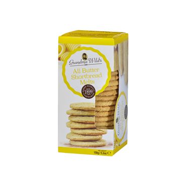Galleta Shortbread All Butter 150g GRANDMA WILD´S