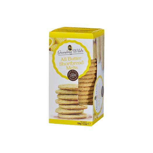 Galleta Shortbread All Butter 150g GRANDMA WILD´S - G0128