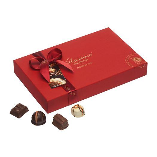 Bombonera New Luxury 225g VALENTINO Chocolatier - E618NEW