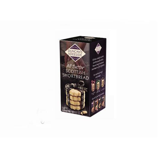 Scottish Shortbread All Butter 200g DUNCAN´S OF DEESIDE - D02