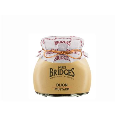 Mostaza de Dijon 200g MRS BRIDGES