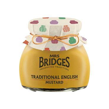 Mostaza Tradicional Inglesa 200g MRS BRIDGES