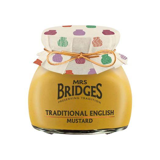 Mostaza Tradicional Inglesa 200g MRS BRIDGES - BR8472