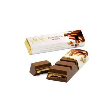Barrita de Trufa de Chocolate con Crema Irlandesa 75g BUTLERS