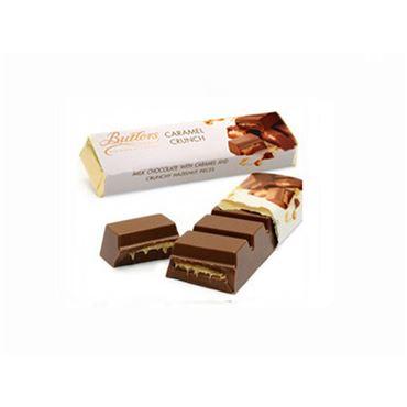 Barrita de Chocolate con Caramelo 75g BUTLERS