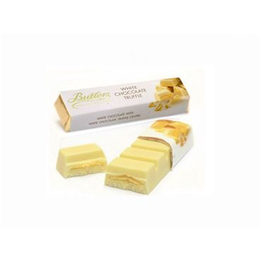 Barrita de Chocolate Blanco 75g BUTLERS