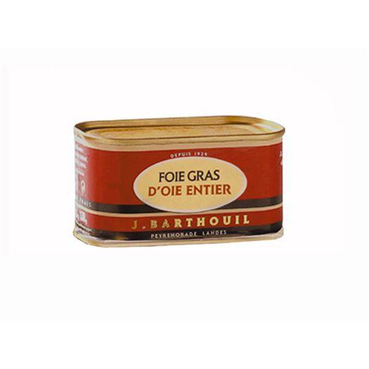 Foie Gras de Oca Entero 130g BARTHOUIL - FEO311