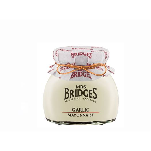 Mayonesa con Ajo 180g MRS BRIDGES - BR8690
