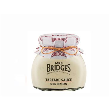 Salsa Tártara con Limón 180g MRS BRIDGES